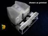 IDF M2 External Fueltanks (1:35) (2x) 3d printed IDF M2 external fueltanks - actual print