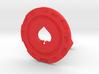 Spade chip 3d printed
