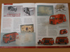 "DAF A10 FireTruck 3d printed Description of the A10 FF in ""DeModelbouwer"" magazine"