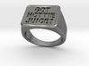 Got Hottie Juice? Ring 3d printed