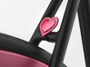 Fixie Heart 3d printed