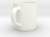 Cup With Roses 3d printed
