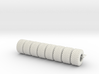 1/64 alliance 331 Rear Floations tires  3d printed