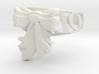 LOL Bow Bracelet 3d printed