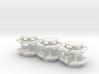 15mm Bench Tables (6pcs) 3d printed