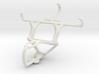 Controller mount for PS3 & NIU Niutek 3.5D2 3d printed
