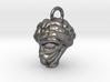 Alien Head Key Ring Add-on 3d printed