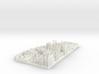 TRPV1 Structure vs Property Heatmap 3d printed