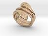 Ring Cobra 23 - Italian Size 23 3d printed