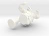 SlashNoMask4Inch 3d printed