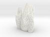 Porifera Vase / Holder Wired (Big) 3d printed