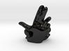 Make love, not finger guns Vase 3d printed