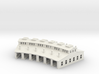 Railroad Roundhouse  3d printed