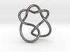 0364 Hyperbolic Knot K4.1 3d printed
