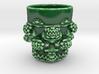 Mandelbulb Coffee Mug 3d printed