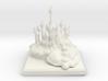 Pie Monument 3d printed