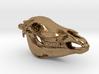 Horse Skull Pendant - 50mm 3d printed