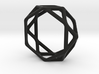 Structural Ring size 10 (multiple sizes) 3d printed