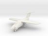 Grumman XF10F Jaguar (With landing gear) 1/285 6mm 3d printed