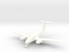 Beechcraft King Air 200 aircraft in 1/96 3d printed
