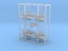 1 100 TYPE96TripleMG Earlyx4 3d printed