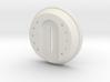 KR Lightsaber Cap V4 with sound ports 3d printed