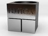 YOUTH Brick Ring - Sz. 10 3d printed