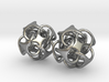 Metatron 12mm Pair - For silver earrings 3d printed