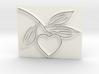 Heart1a 3d printed