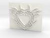 Heart2a 3d printed