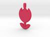 Tulip Pendant Thick 3d printed