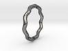 Sine Ring Round 15.6mm 3d printed
