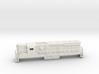 EMD SD24 Locomotive OO Scale 1:76 3d printed