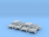 SET 2x Range Rover (TT 1:120) 3d printed