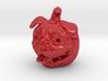 Pug-O-Lantern 3d printed
