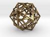 Icosahedron, Dodecahedron, Octahedron 3d printed