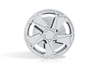 Racing Wheel Cover S4_56mm Left 3d printed