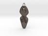Spiral of Life Goddess Symbol Pendant 3d printed