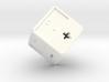 Braille Fudge Die 3d printed