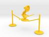 "Lala ""Walking on rope"" - DeskToys 3d printed"