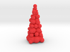 Christmas Tree Sculpture 3d printed