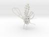 honing bij / honey bee 3d printed