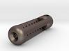 Minimalist Tritium fob 3d printed