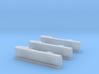 1:6 scale Magpul Xtm Grip 3d printed