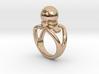 Black Pearl Ring 32 - Italian Size 32 3d printed