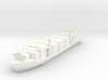Singapore Tech. 400TEU Container Ship 1:2400 3d printed