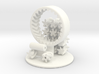 Flower Gears Small 3d printed