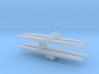 Romeo-Class/Type 033 Submarine x 4, 1/2400 3d printed