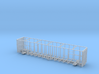 GN 174200 Woodchip Gondola lot16218 HO scale 3d printed
