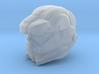 Halo 4 EOD helmet 1/6 scale helmet 3d printed